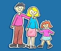 Logotipo del portal Familia y cole de Jesús Jarque