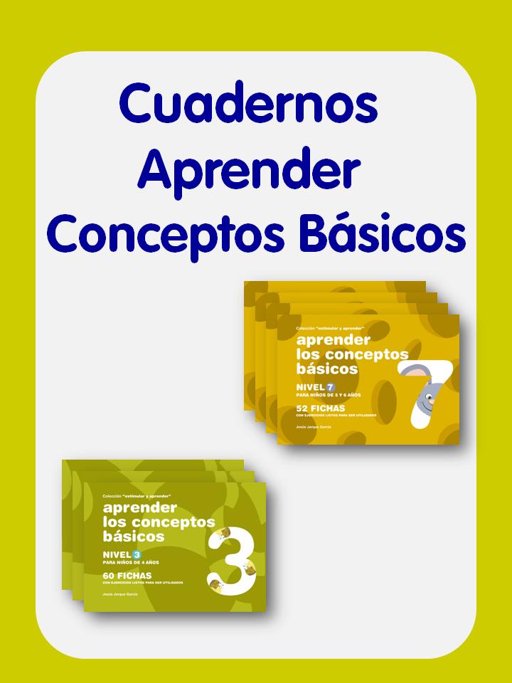 Cuadernos Aprender los conceptos básicos