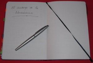 El cuaderno de la abundancia