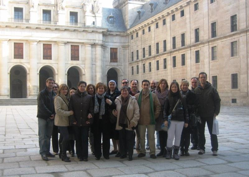 Curso Profesores Escorial