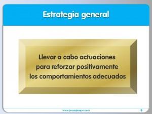 estrategia general