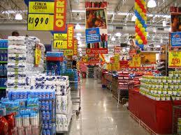 Las rabietas en el supermercado
