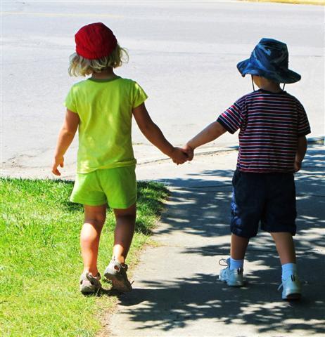 Los pequeños pasos de los niños con necesidades especiales son grandes logros