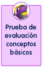 Recursos para descargar de Educación Infantil, prueba de evaluación de los conceptos básicos para orientadores