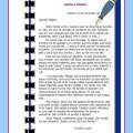 La carta a Miguel para trabajar la autoestima de los adolescentes