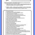 Documento para la autoevaluación del profesor