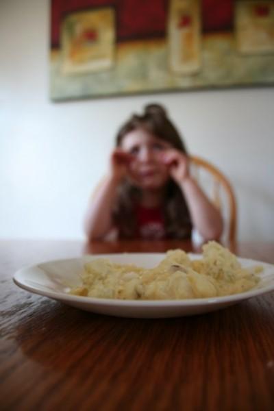 cinco errores alimentación infantil