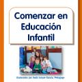Orientaciones para los que comienzan Educación Infantil