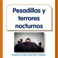 Pesadillas y terrores nocturnos diferencias
