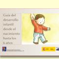 Portada de la Guía del Desarrollo Infantil