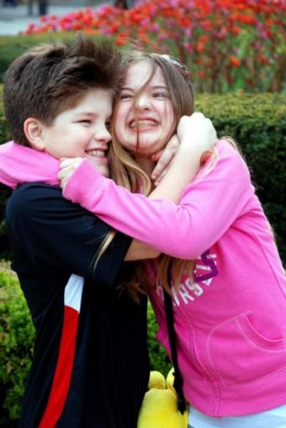 Los padres se entrometen en la relación de los niños