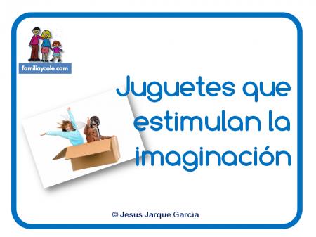 Video sobre los juguetes que estimulan la imaginación y la creatividad de los niños