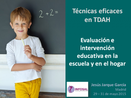 Curso sobre el TDAH en Madrid