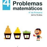 Cuadernos de resolución de problemas matemáticos nivel 4 de Jesús Jarque