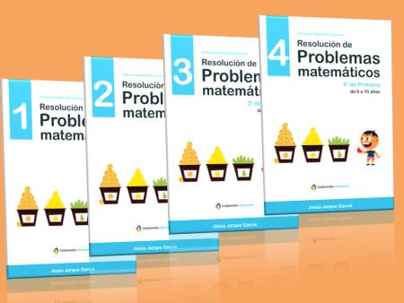 Cuadernos para enseñar a resolver problemas matemáticos de Jesús Jarque