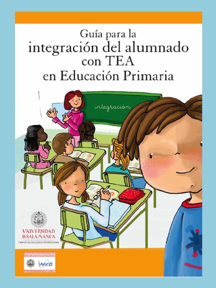 Guía integración alumnos TEA en Primaria para descargar e imprimir