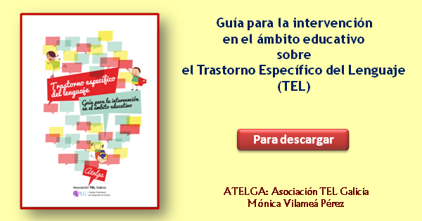 Guía sobre el trastorno específico del lenguaje de Atelga para descargar e imprimir
