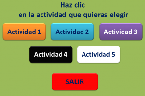 Actividades para funciones ejecutivas