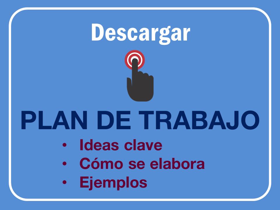 Documento con ideas clave sobre el Plan de Trabajo del Decreto de Inclusión de Castilla-La Mancha