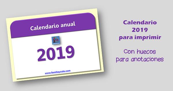 calendario-2019-para imprimir-