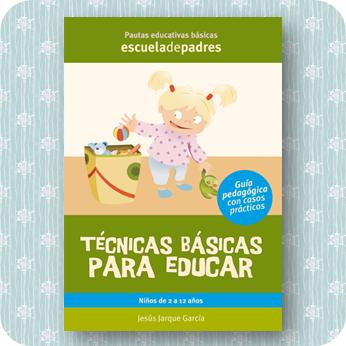Libro sobre cómo educar a los hijos, publicaciones de Jesús Jarque