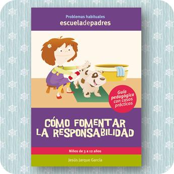 Libro para desarrollar la autonomía personal de los niños, publicaciones de Jesús Jarque
