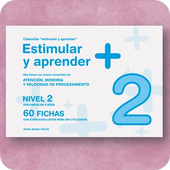Fichas para estimular las funciones ejecutivas en Educación Infantil, publicaciones de Jesús Jarque