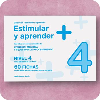 Fichas para estimular las funciones ejecutivas en Secundaria; publicaciones de Jesús Jarque