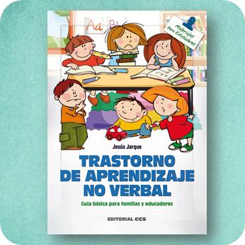 Libro Trastorno de Aprendizaje No Verbal, publicaciones de Jesús Jarque