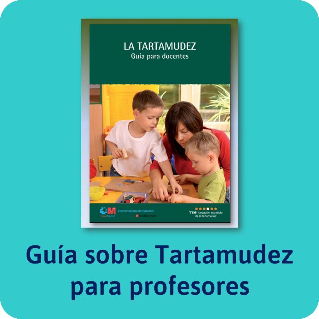 Guías sobre trastornos infantiles: tartamudez.