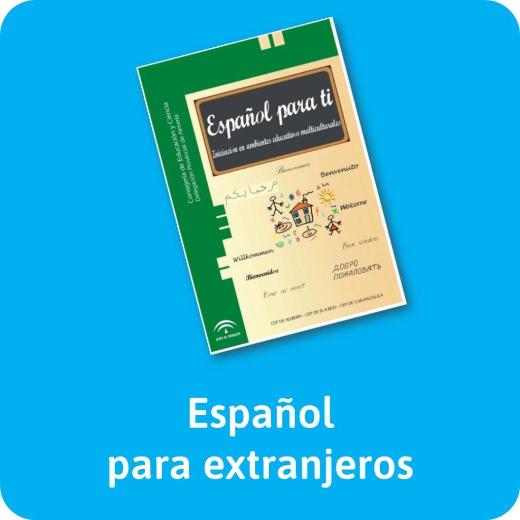 Material de español para extranjeros para descargar gratis
