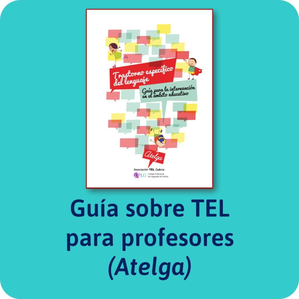 Guías sobre trastornos infantiles: el TEL